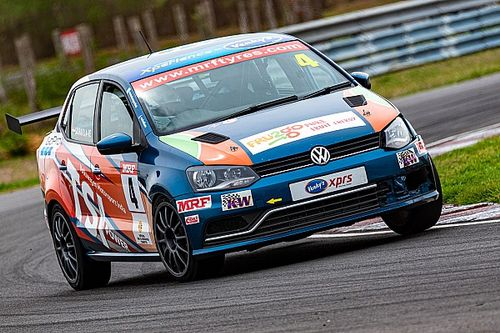 Volkswagen Ameo: Bandyopadhyay wins from 11th with last lap passes