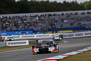 Assen DTM: Rockenfeller wins, Wittmann goes last-to-second