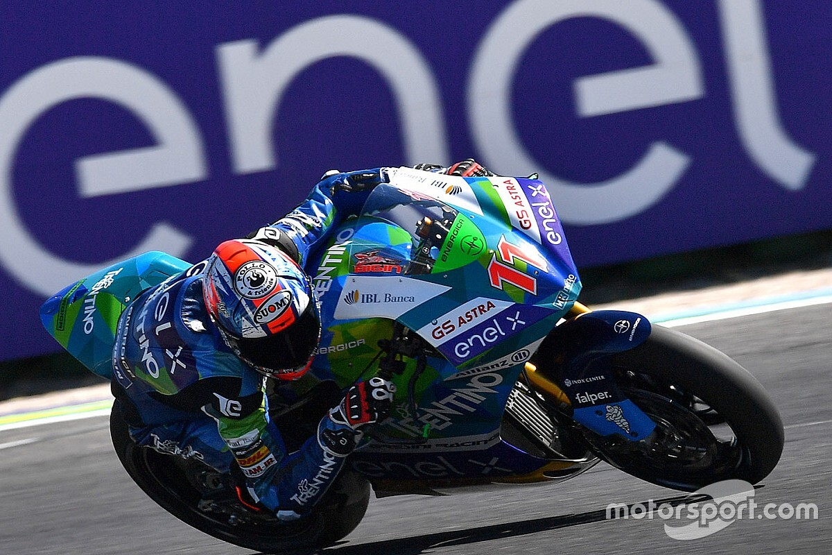Misano MotoE: Ferrari becomes first repeat winner