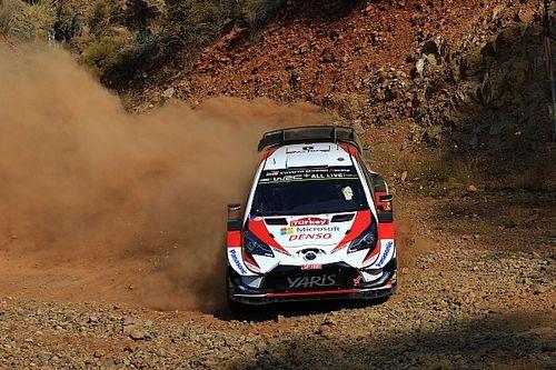 WRC points leader Tanak forced to retire in Turkey