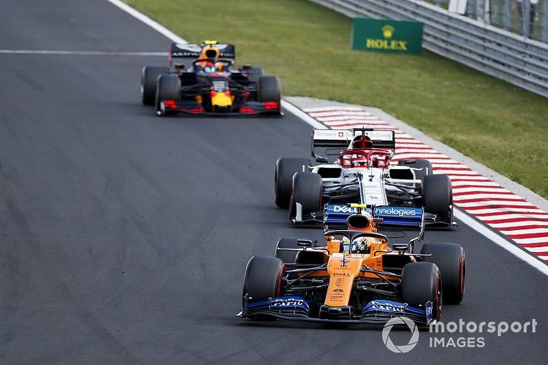 A Red Bull-nak nem tetszik, hogy Gasly az Alfa Romeókkal és a McLarenekkel harcol