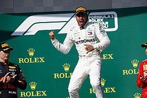 """Hamilton: """"La estrategia a dos paradas nunca fue una opción"""""""