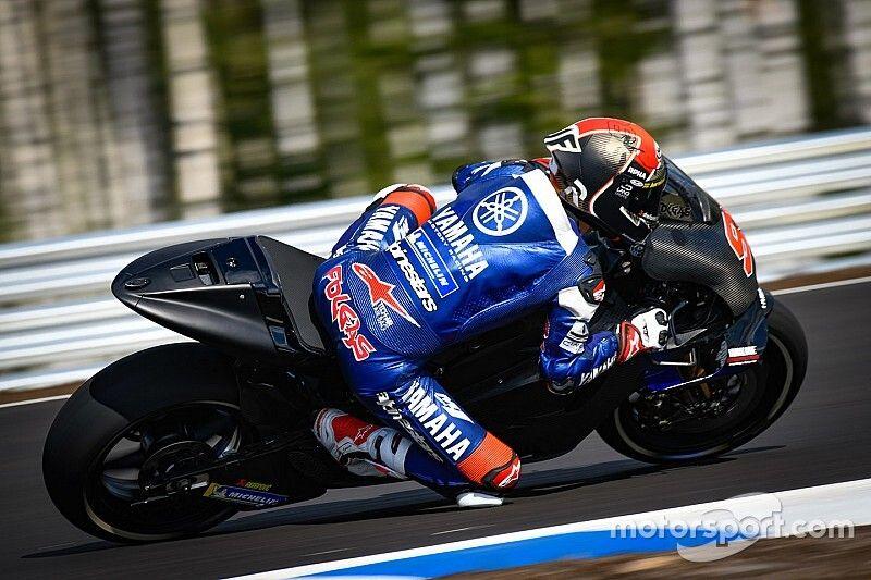 Yamaha, sin piloto para el proyecto de pruebas de Galbusera