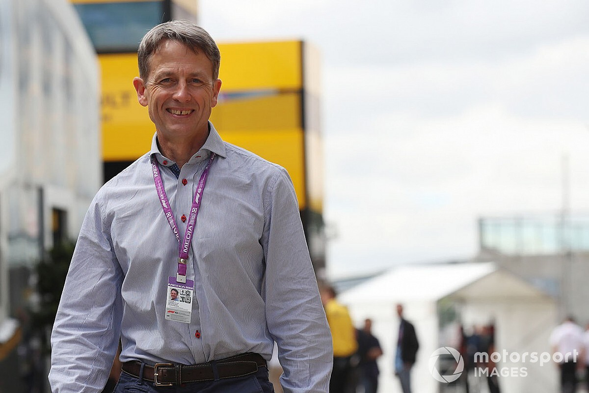 Ben Edwards to step down as Channel 4 F1 commentator in the UK