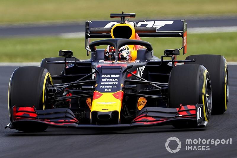 """Verstappen : Red Bull n'est """"toujours pas assez bon"""""""