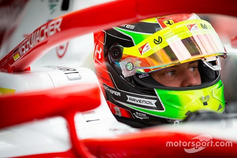 Mick Schumacher bízik benne, hogy az F1-ben fog versenyezni