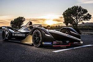 Фотогалерея: новые расцветки четырех команд Формулы Е