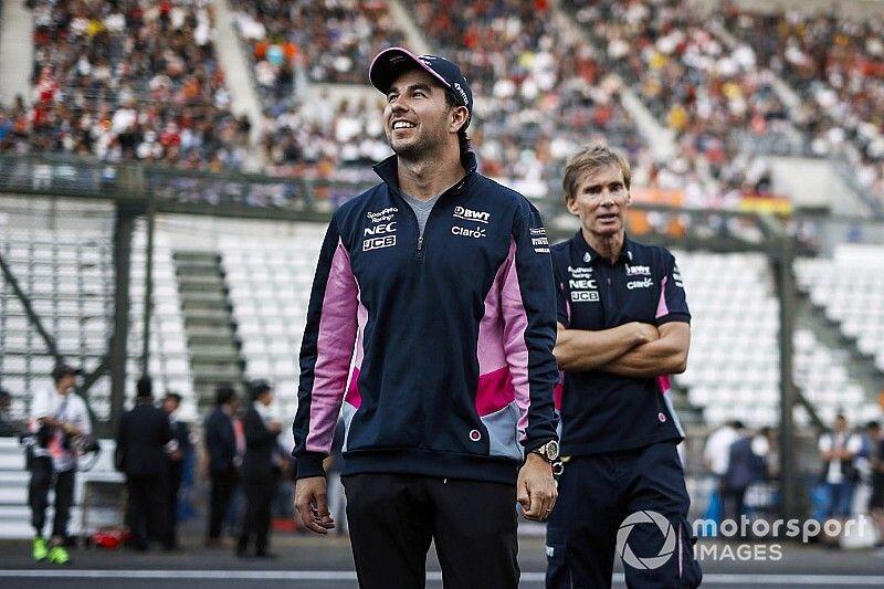 Pérez: Con suerte, a los 32 años tendré un par de victorias