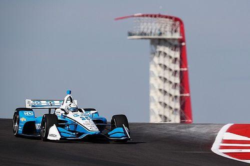 COTA IndyCar: Newgarden leads interrupted first practice