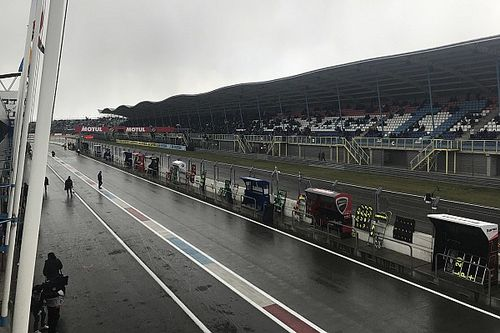 Ufficiale! Gara 1 ad Assen è stata cancellata a causa della neve