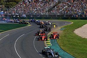 Meerdere bochten Albert Park op de schop voor race in november