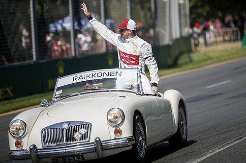 Räikkönen: elsőre jó volt, semmit sem k*rtunk el túlságosan