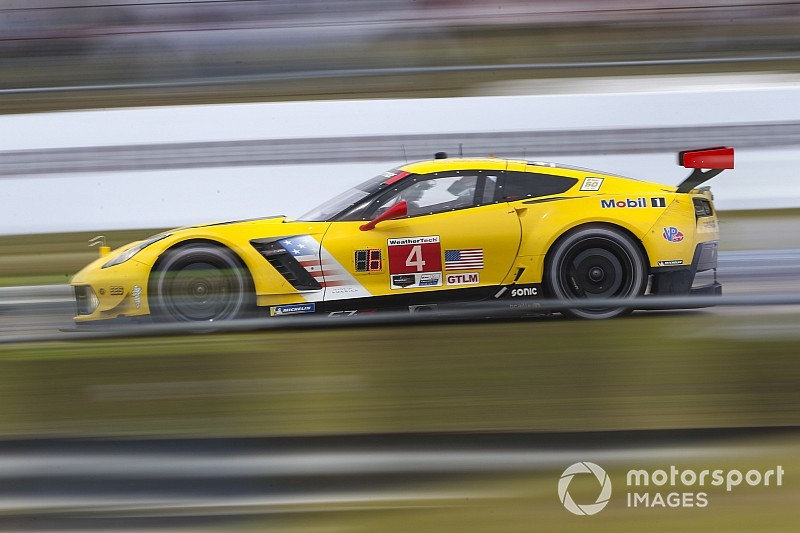 "Corvette's Gavin looks forward to Watkins Glen's ""huge challenge"""