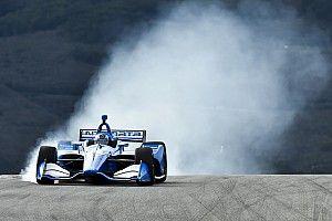 Gallery: IndyCar testing at Laguna Seca