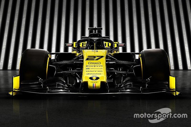 "Renault, 2019 F1 motoruyla ""sağlam"" bir adım attı!"