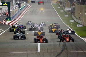 Bahrain GP - the race as it happened