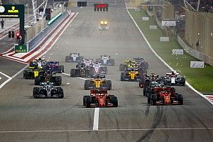 "F1 aero handicap ""a gentle correction"" - Brawn"