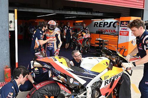 La Honda arriva a Jerez convinta di aver risolto i problemi alla catena