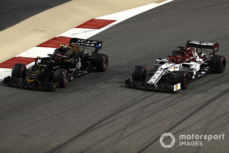 Raikkonen: Following other F1 cars easier now