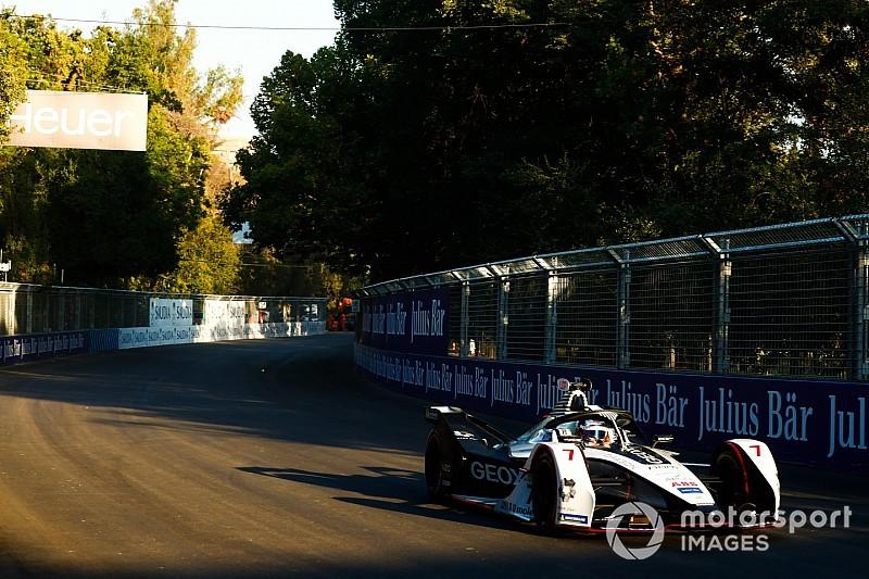 Santiago ePrix 2. antrenman: Lopez, Frijns'in 0.066 saniye önünde lider
