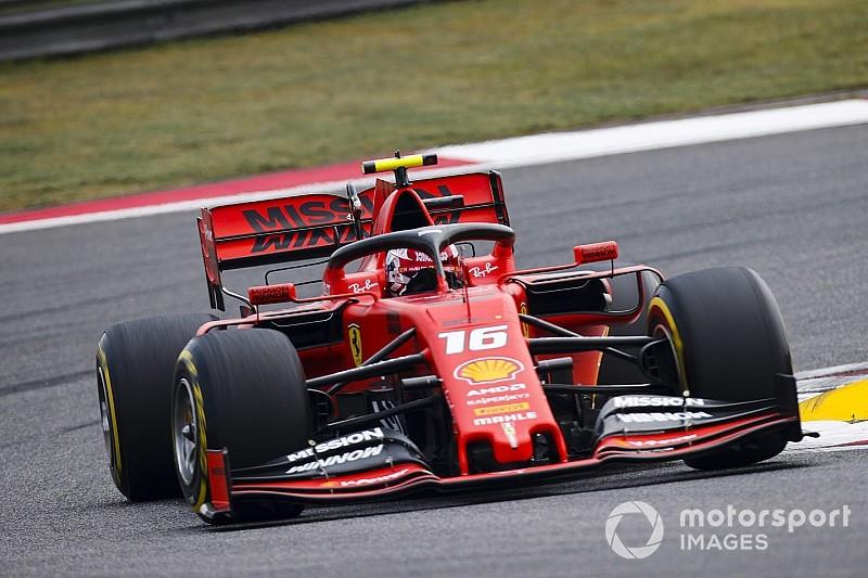 Kínai Nagydíj: képek az első F1-es szabadedzésről