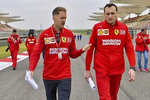 Феттель поставил перед собой и Ferrari задачу прибавить в поворотах