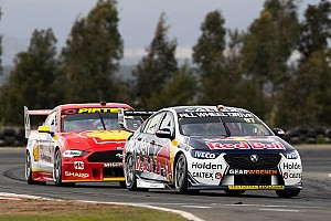 Van Gisbergen: Triple Eight 'not feeling sorry for themselves'