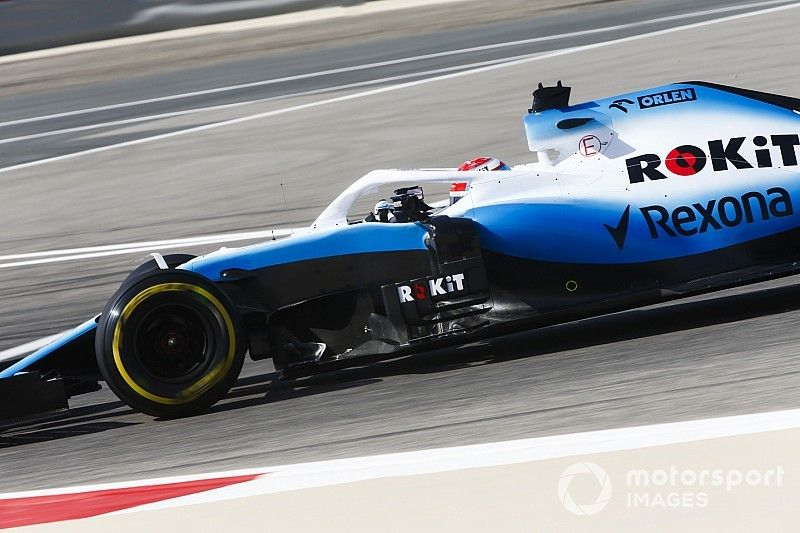 Russell: Williams' struggles a chance to experiment