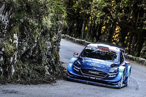 WRC Corsica, PS11: Tanak fora ed Evans torna in vetta! La stage a Neuville