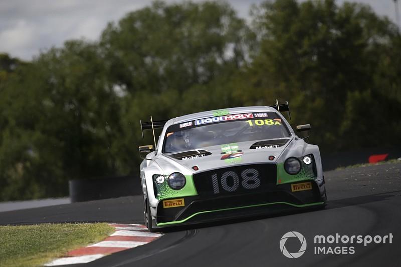 Soucek takes full blame for Bathurst kill switch gaff