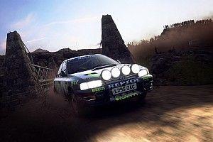 Появился список всех машин из DiRT Rally 2.0