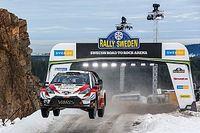 رالي السويد تحت خطر الإلغاء بسبب قلة الثلوج