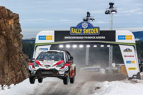 Rally Sweden under threat due to lack of snow