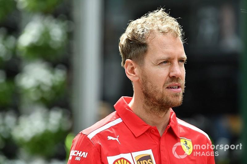 """Vettel verwacht sterk Ferrari op zondag: """"Het is ons hier eerder gelukt"""""""