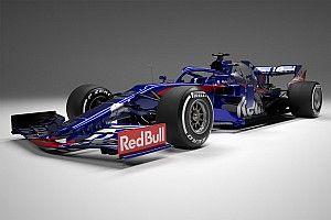 Toro Rosso представила машину для нового сезона Ф1