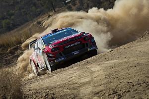 WRCメキシコ:オジェが完全制覇で今季2勝目。タナク2位でランク首位堅持