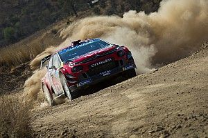 Mexico WRC: Ogier wins, Tanak beats Evans to second