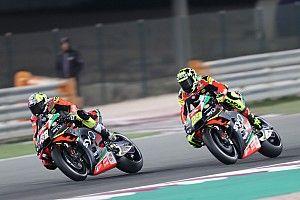"""Aleix Espargaró: """"Iannone nos da mucha información de cómo trabaja Ducati y Suzuki"""""""