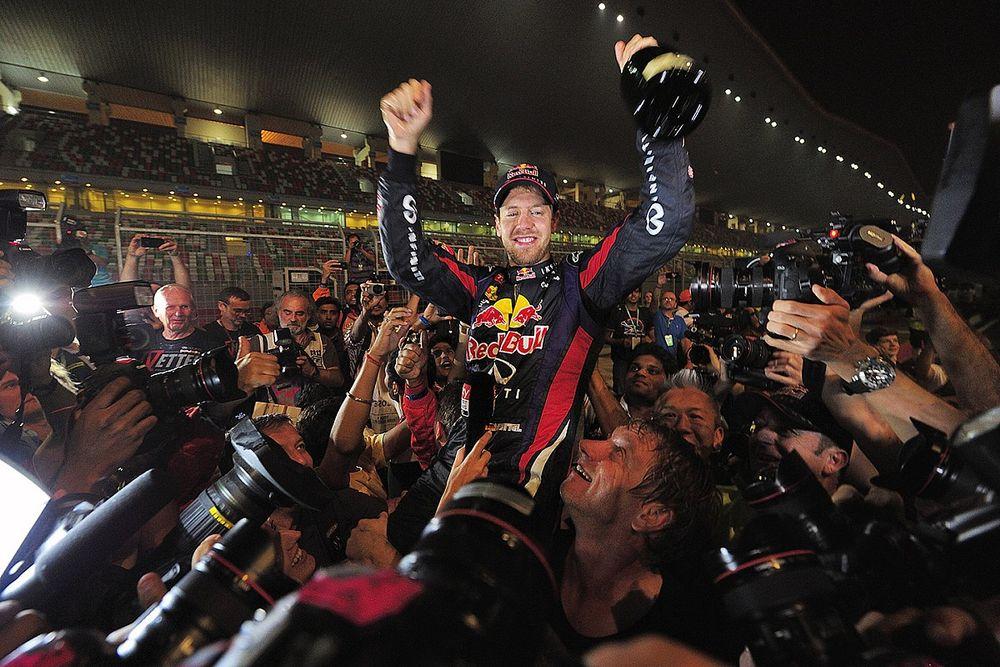 Las 10 mejores victorias de Vettel en la Fórmula 1