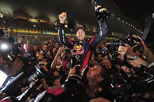 Las 10 mejores victorias de Vettel en Fórmula 1
