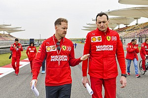 维特尔:赛车可靠性比直线速度优势更重要