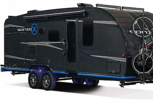 Sonic X RV, la primera caravana 'autosostenible' del mundo