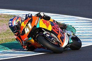 Essais Jerez - Binder d'un souffle face à Lowes!