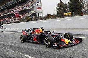 """Verstappen : """"Plus de 100 tours, c'est toujours positif"""""""