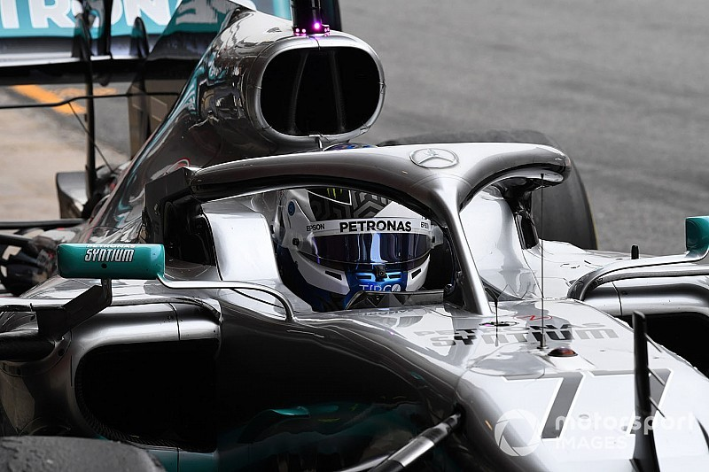 """Bottas: """"In questo momento la Ferrari è un po' più avanti della Mercedes"""""""
