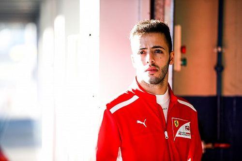 Fuoco bientôt au volant de la Ferrari 2019