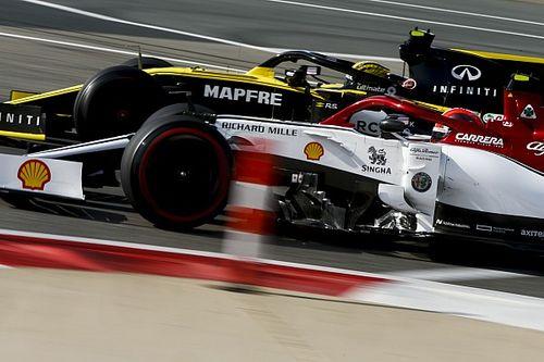 Онлайн. Гран При Бахрейна: третья тренировка