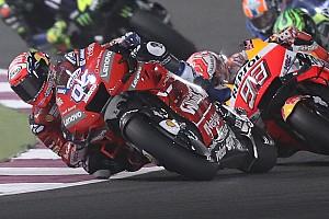 И глазом не моргнешь. Самые плотные финиши в истории MotoGP
