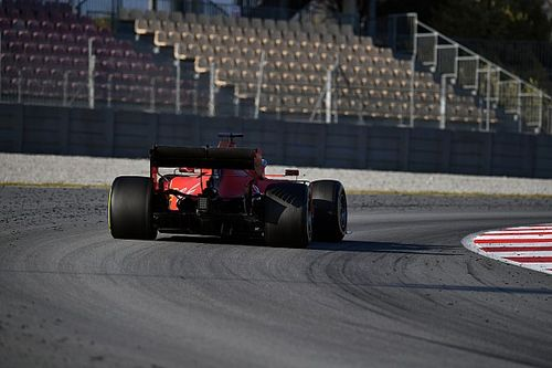 Who's driving when in F1's second pre-season test