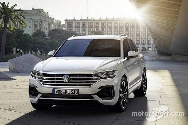 VW Touareg може стати останнім кросовером із найпотужнішим дизельним V8